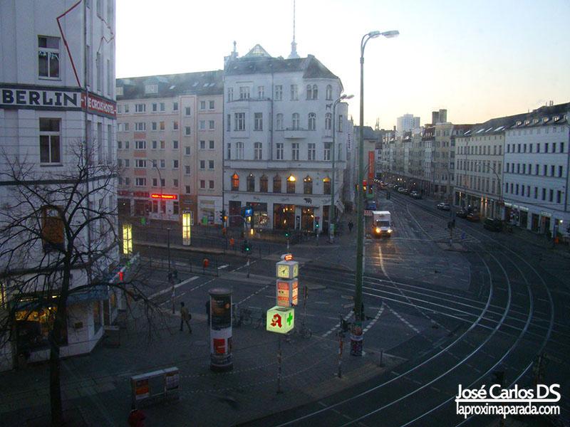 Vistas Habitación ibis Styles Hotel Berlin Mitte