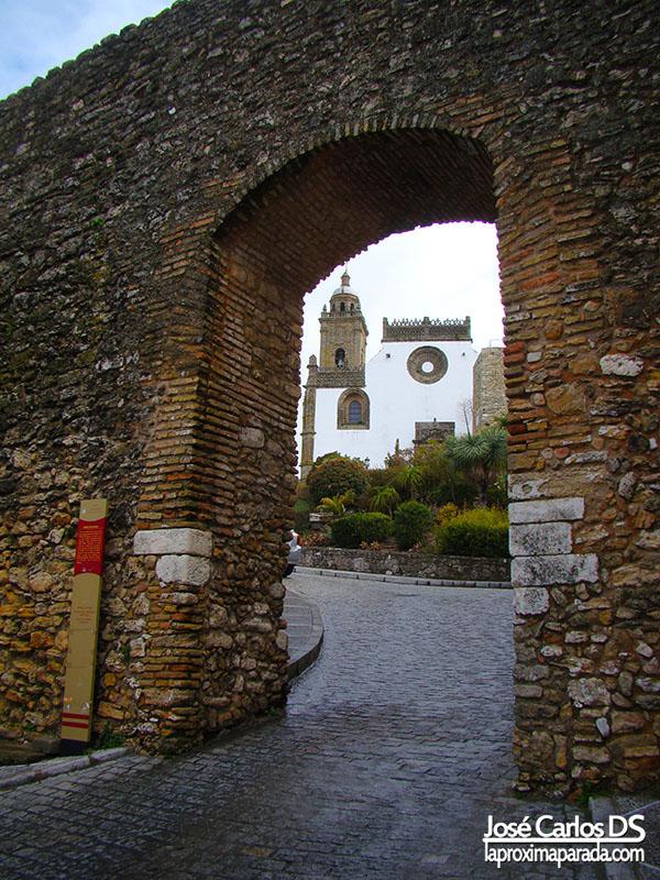 Arco de Belen Medina Sidonia