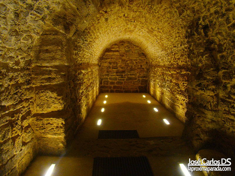 Conjunto Arqueológico Romano Criptopórticos Medina Sidonia