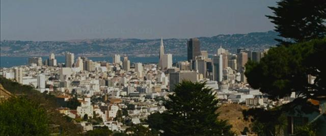 Downtown San Francisco En Busca de la Felicidad
