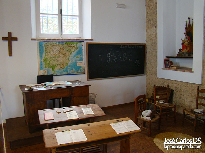 Antigua Escuela Medina Sidonia