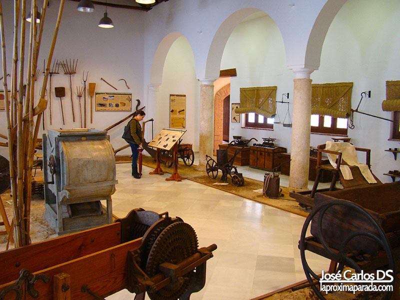 Museo Etnográfico Aperos de Labranza