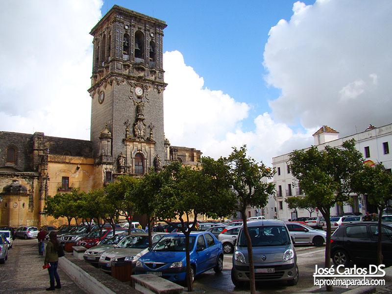 Basílica Menor de Santa María Arcos de la Frontera