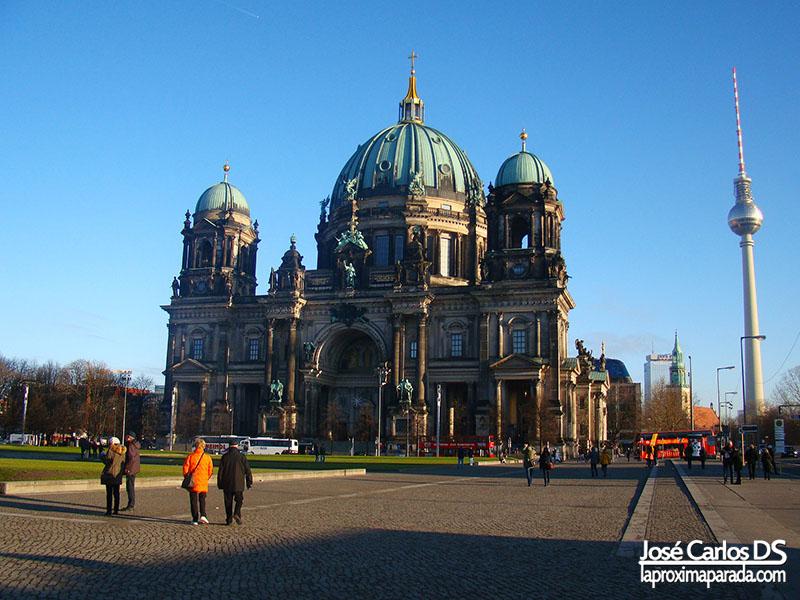 Catedral de Berlín Alemania