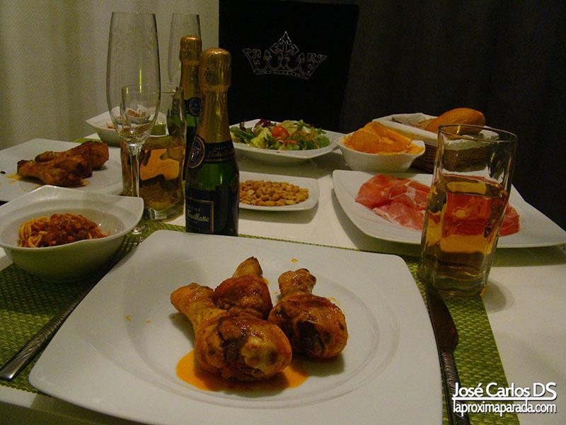 Cena Fin de Año Apartamento GowithOh Berlin
