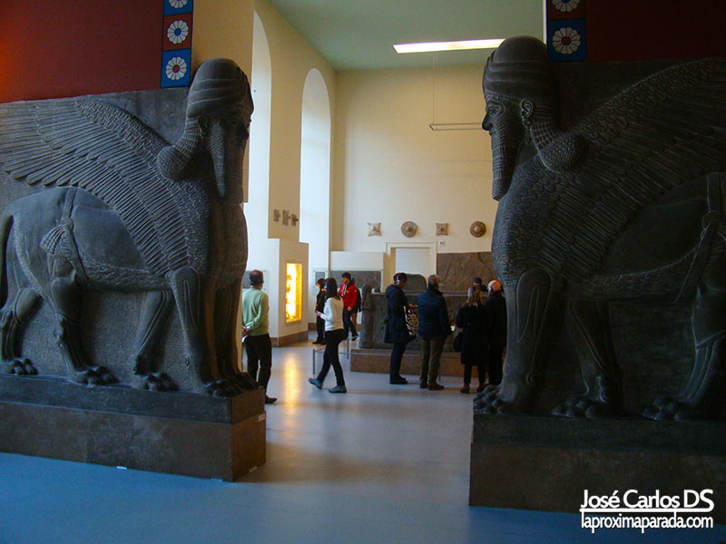 Colección de antigüedades clásicas Pergamo