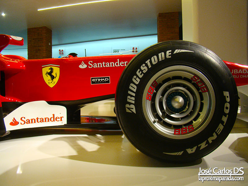 Neumático Ferrari 150º Italia