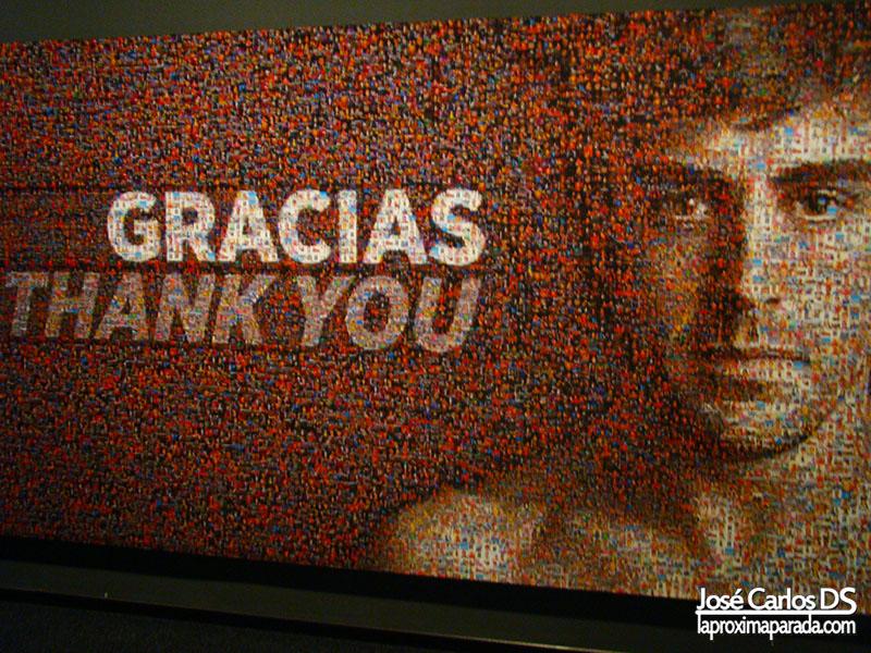 Gracias Fernando Alonso Formula 1