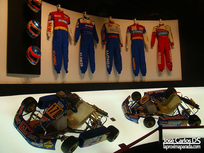 Karts Fernando Alonso
