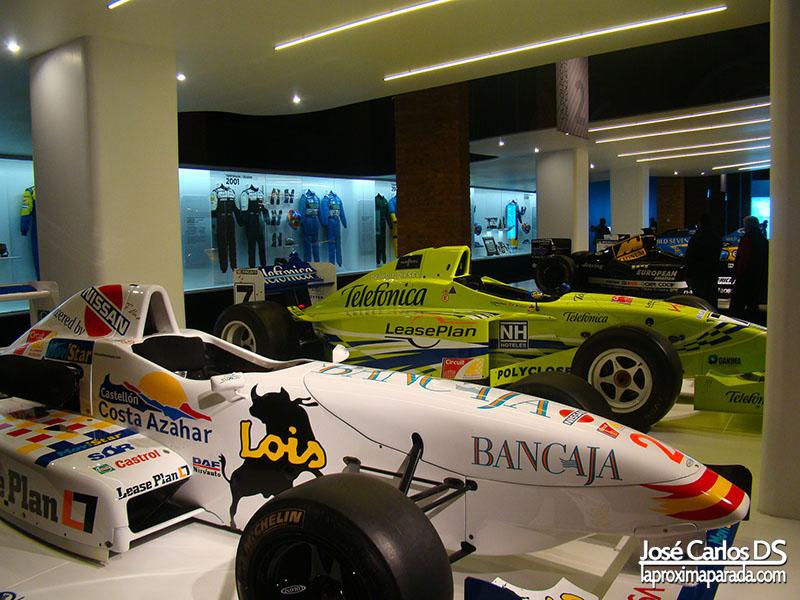 Monoplazas Formula Nissan - F3000