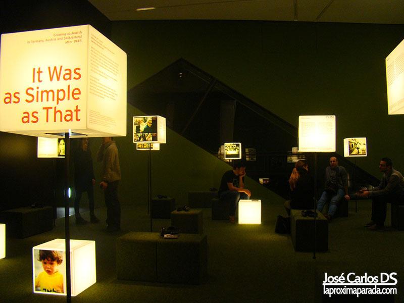 Museo Judío de Berlín Alemania