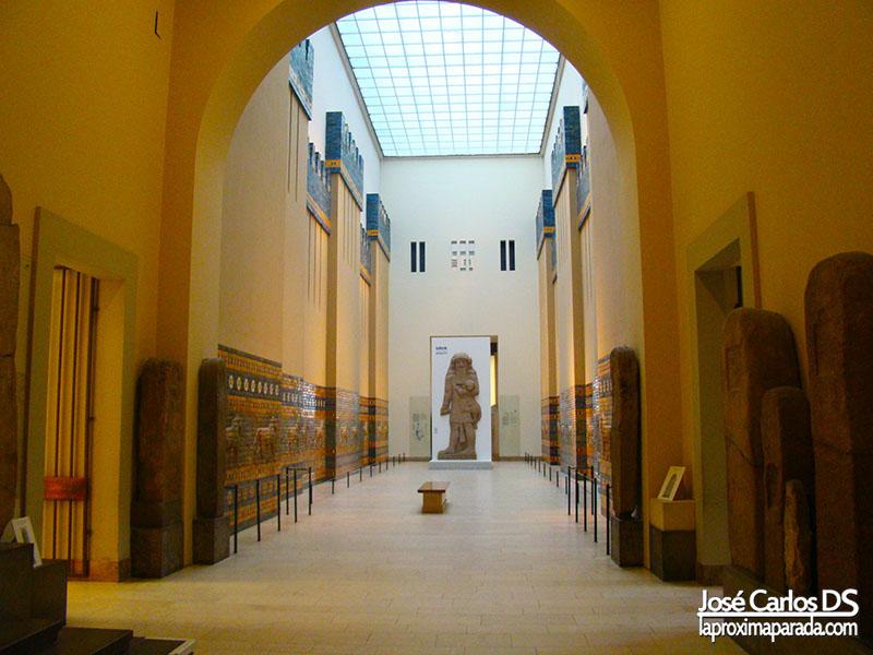 Museo de Pergamo Isla de los Museos