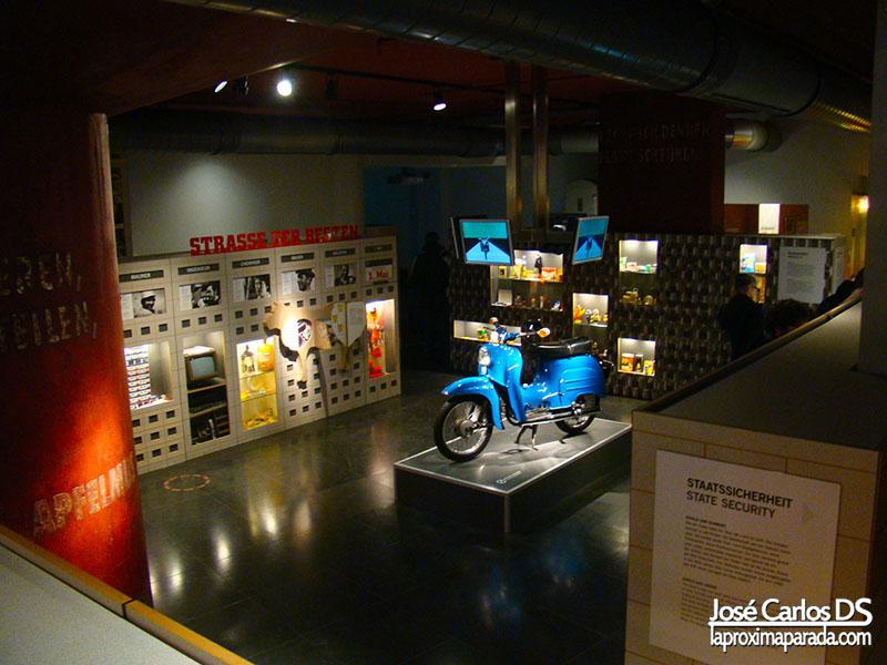 Museo de la DDR Berlín