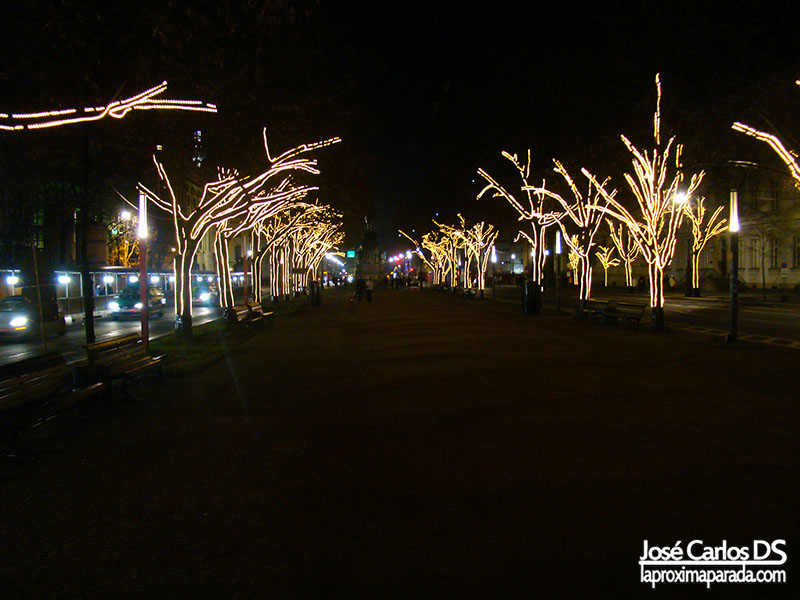 Navidad Unter den Linden Berlin