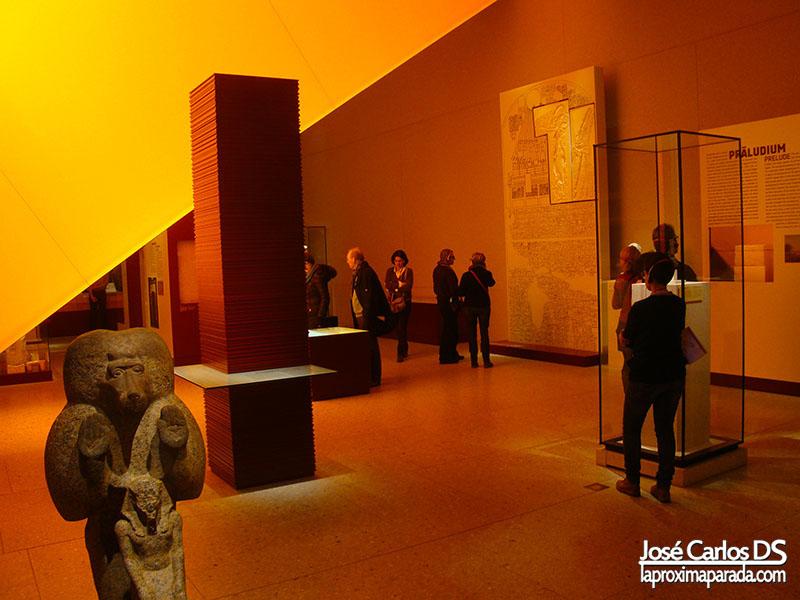 Neues Museum Isla de los Museos