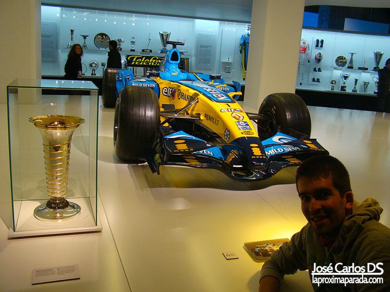 Renault R26 Alonso Bicampeón del Mundo
