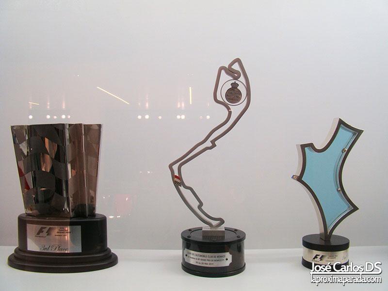Trofeos GP Alonso Formula 1