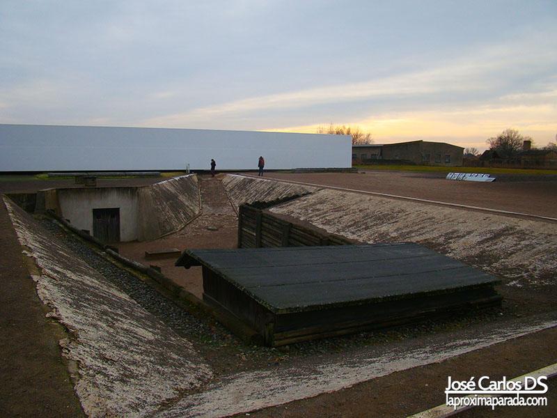 Zona de fusilamiento Sachsenhausen