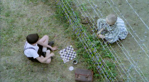 El niño con el pijama de rayas (The Boy in the Striped Pyjamas)
