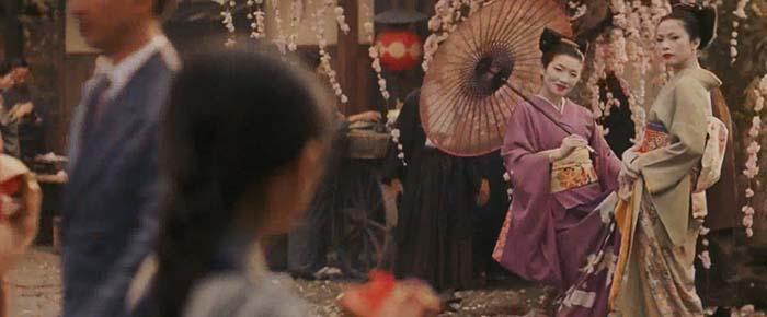 Kioto - Memorias de una geisha