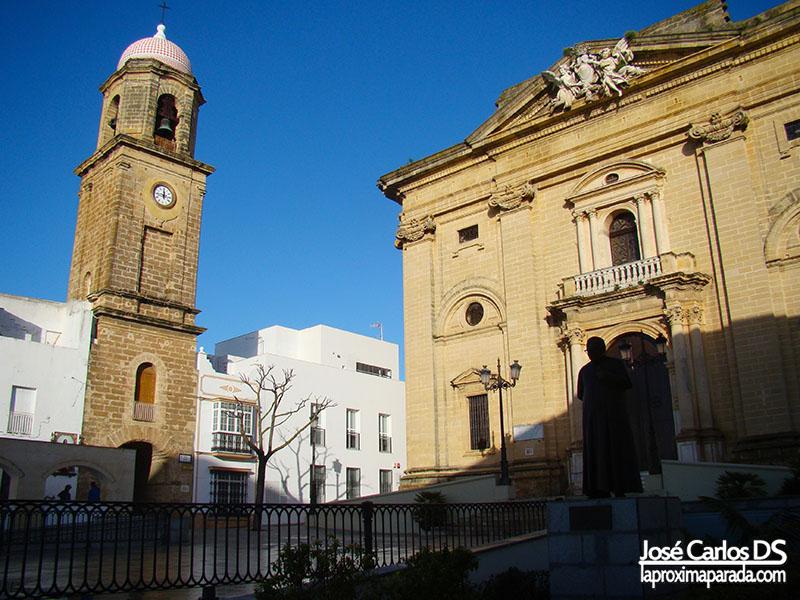 Iglesia Mayor de San Juan Bautista Chiclana
