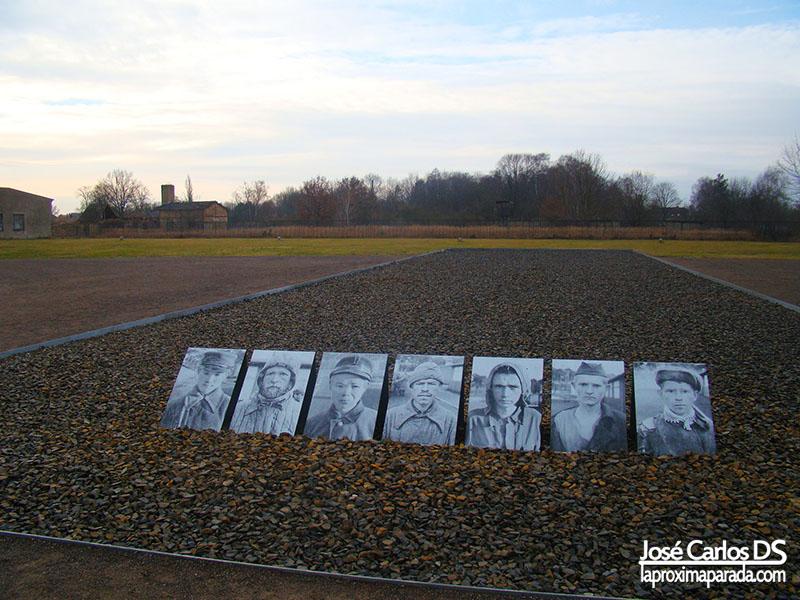 Memorial del prisionero Sachsenhausen