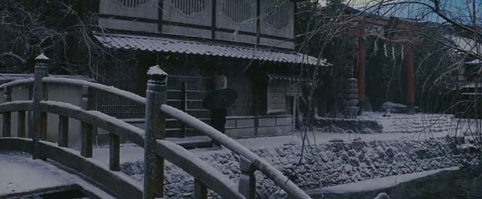 Nieve en Kioto - Memorias de una geisha