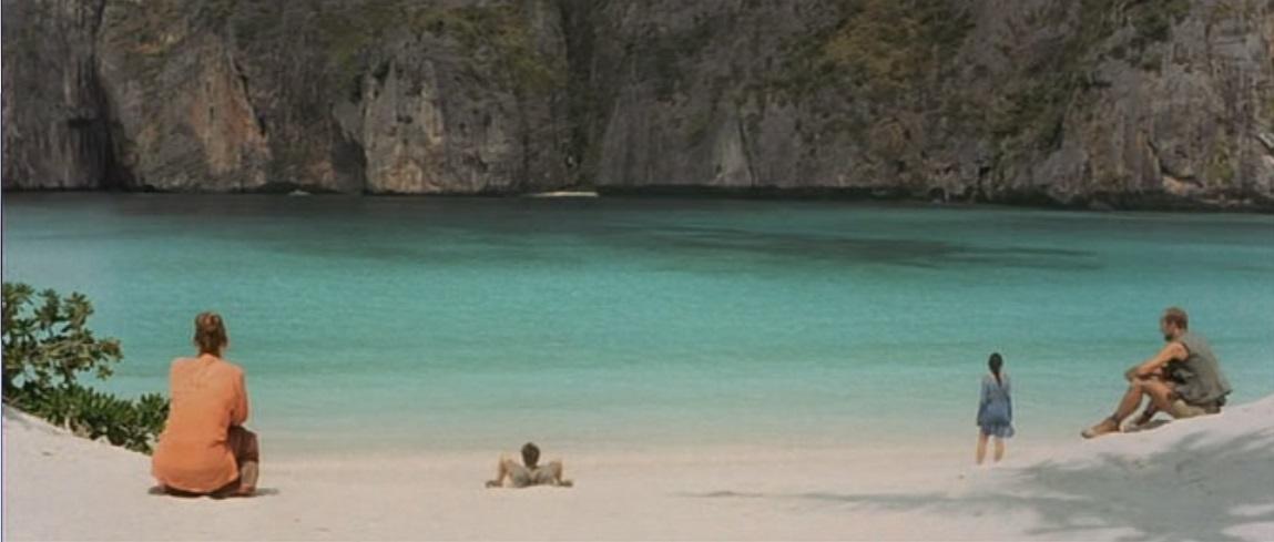 Phi Phi Leh Island, Thailand La Playa