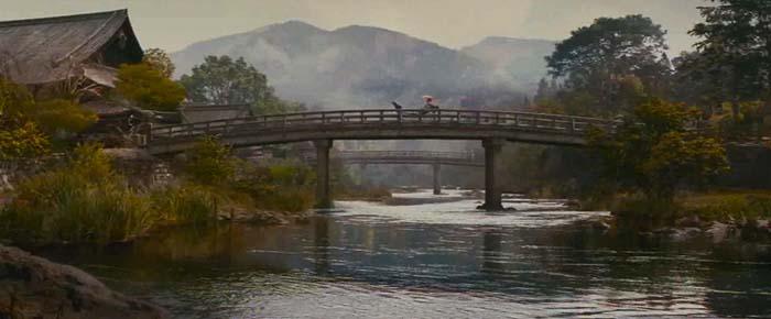 Río Kamogawa Kyoto Memorias de una geisha