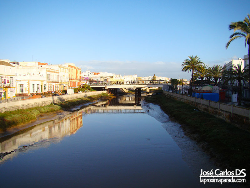 Río Iro Chiclana de la Frontera