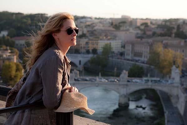 Julia Roberts en Come Reza Ama