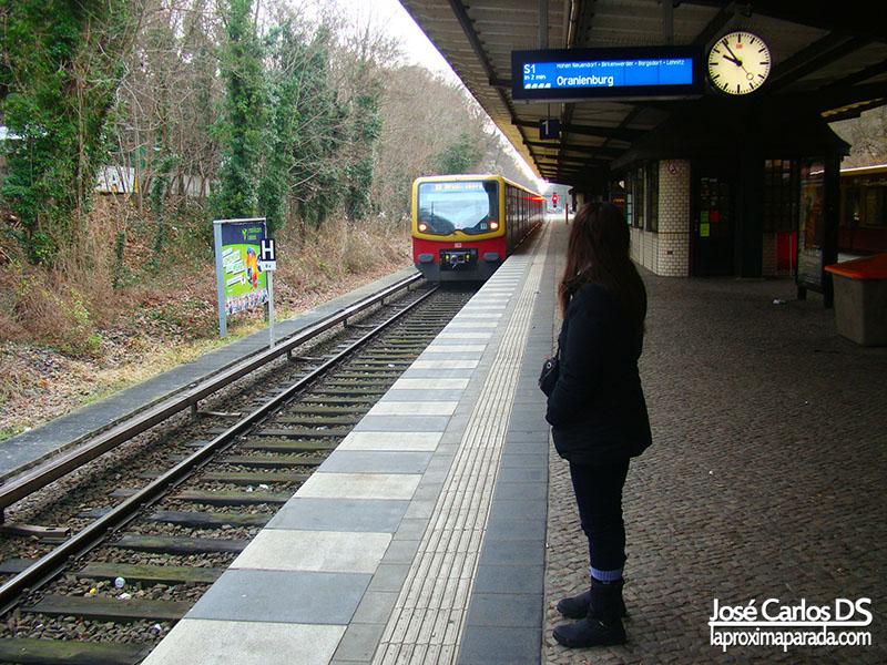 Estación Oranienburg, Berlín