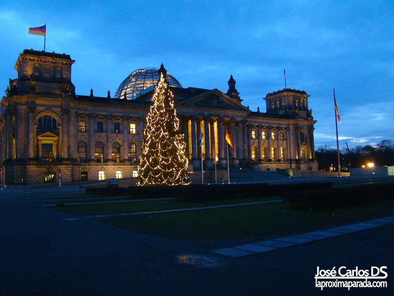 Edificio del Parlamento Alemán