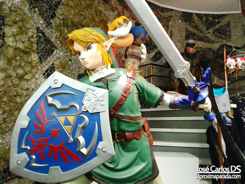 Link en Computerspielemuseum Berlin