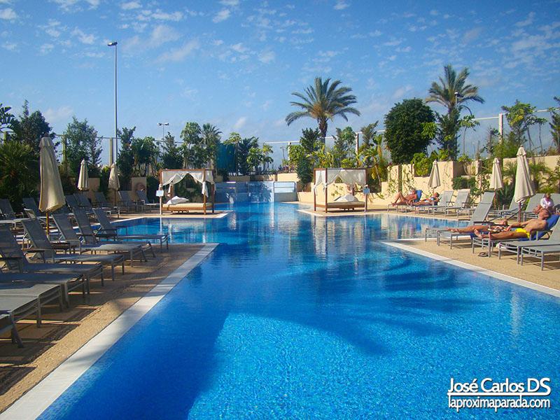 Piscina Hotel Barceló Estepona Thalasso Spa