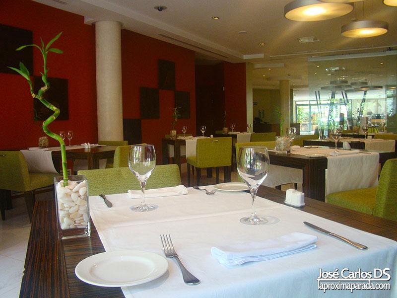 Restaurante Aguamar Hotel Barceló Estepona