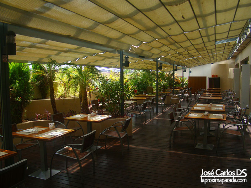 Terraza Hotel Barceló Estepona Thalasso Spa