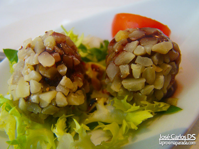 Aperitivo Restaurante Aguamar Hotel Barceló Estepona Thalasso Spa