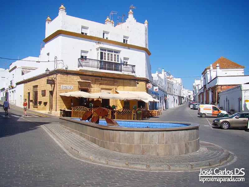 Calles de Conil, Cádiz