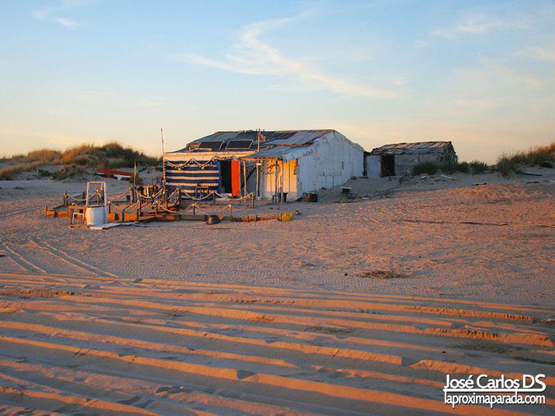 Chozas Pescadores Doñana