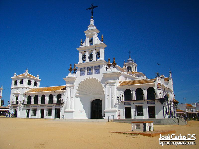 Ermita Virgen del Rocío