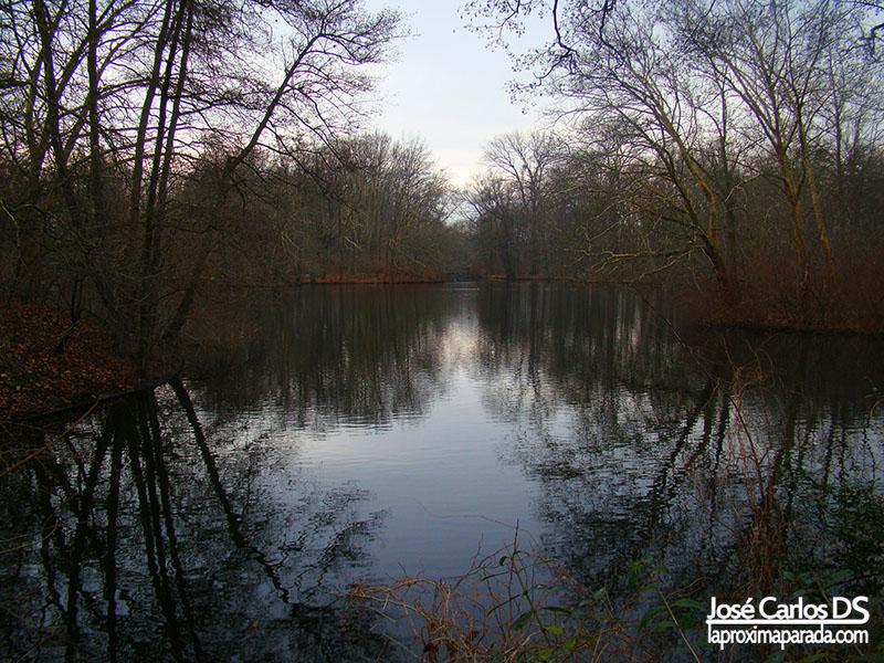 Lago Tiergarten Berlin