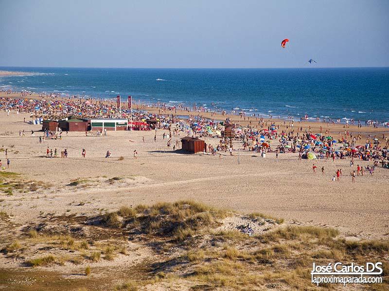 Panoramica Playa de Conil de la Frontera