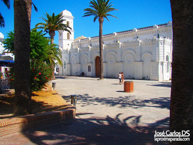 Plaza de Santa Catalina Conil, Cádiz