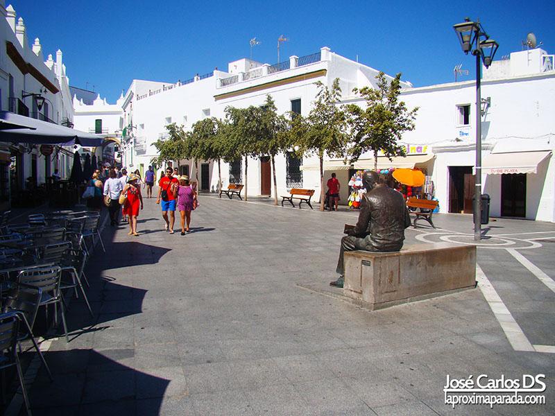 Plaza de España Conil, Cádiz