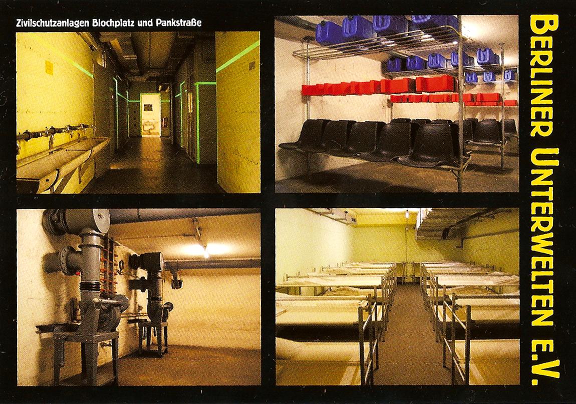 Visita Guiada Bunker Berlin Berliner Unterwelten