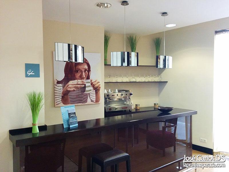 Bar Cafetería Hotel Eurostars Tartessos Huelva