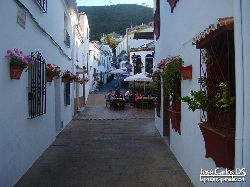 Calles Típicas Andaluzas Benahavís Málaga