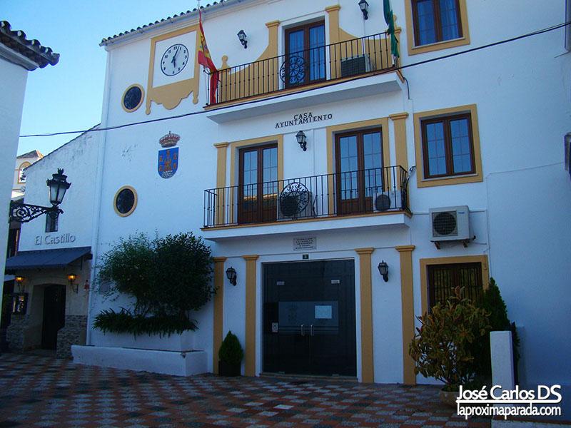 Casa Ayuntamiento Benahavís