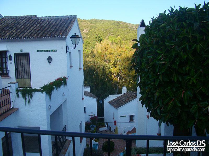 Villas blancas Benahavis Malaga